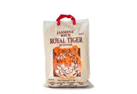 Tiger Jasmínová rýže 5kg