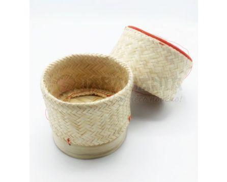 Bambusový box na sladkou rýži