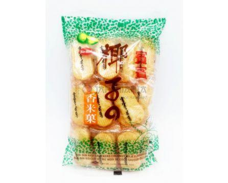 Bin Bin Rýžové krekry - kokosové 150g