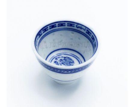 Čajový šálek - rýžový porcelán 2. jakost
