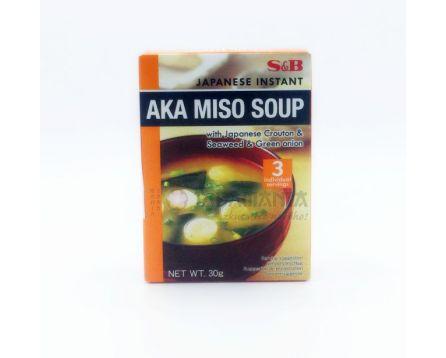 S&B Instatní Miso polévka AKA