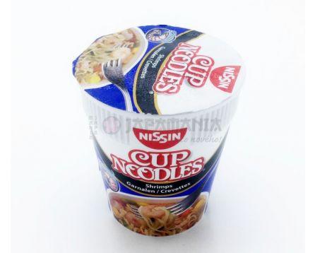 Nissin Cup noodles - krevety 63g