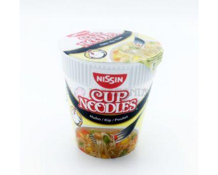 Nissin Cup noodles - kuřecí 63g