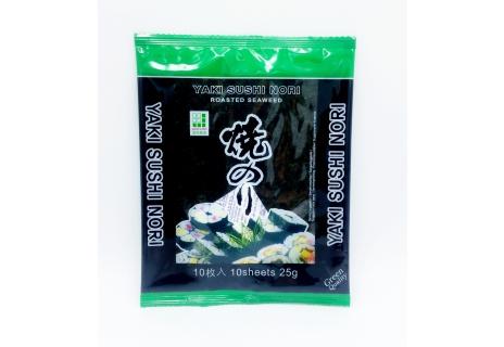 Řasa Nori green 25g