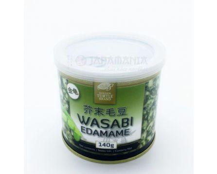 Golden Turtle Wasabi Edamame 140g