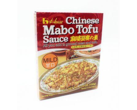 House Mabo Tofu Mild 150g