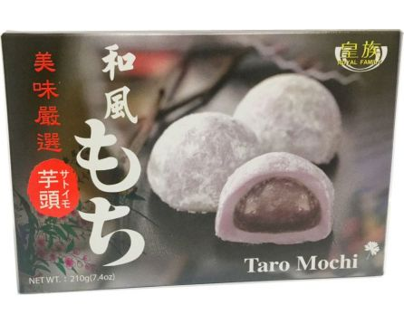 Royal Family Mochi rýžové koláčky (taro) 210g
