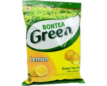 Bonbony se zeleným čajem a citronem 135g