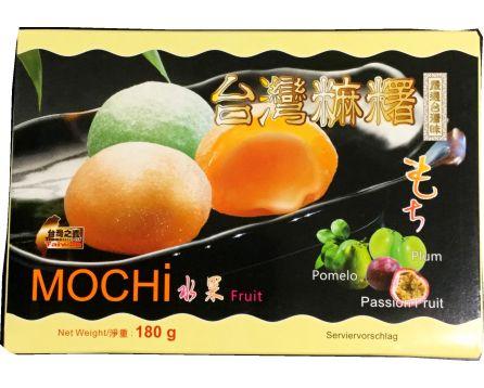 Mochi rýžové koláčky (ovocný mix) 180g