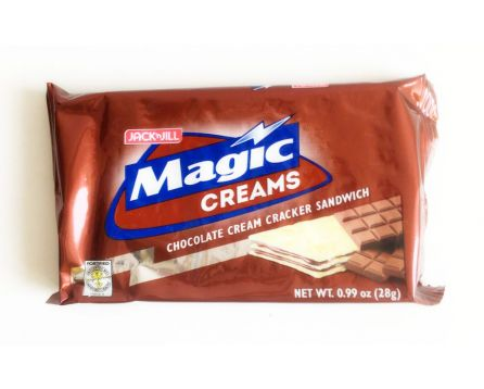 Magic creams choco 28g