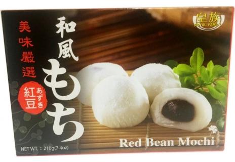 Royal Family Mochi rýžové koláčky (červená fazole) 210g