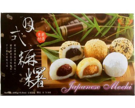 Royal Family Mochi rýžové koláčky (mix) 450g