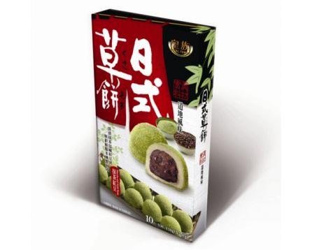 Royal Family Kusamochi Mochi rýžové koláčky (azuki, matcha) 150g
