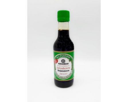 Kikkoman sojová omáčka se sníženým obsahem soli 250 ml