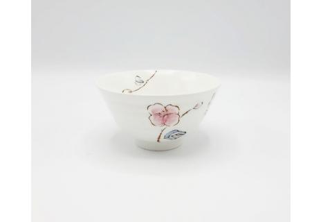 Miska švestkové květy 12,9 cm