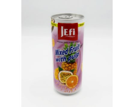 Jefi drink mix ovoce 240ml