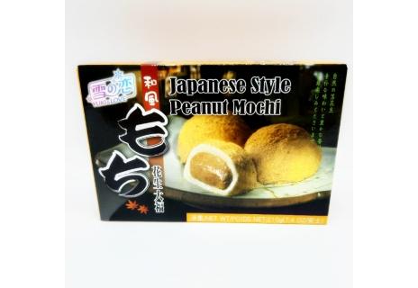 Yuki&Love Mochi (arašídové) 210g