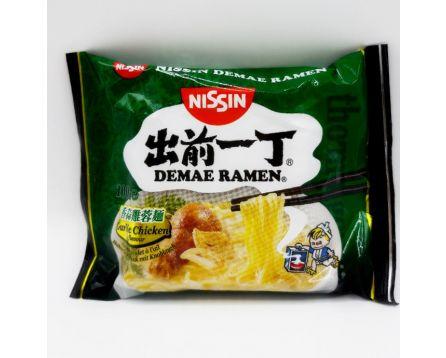 Nissin Ramen česnek - kuře 100g
