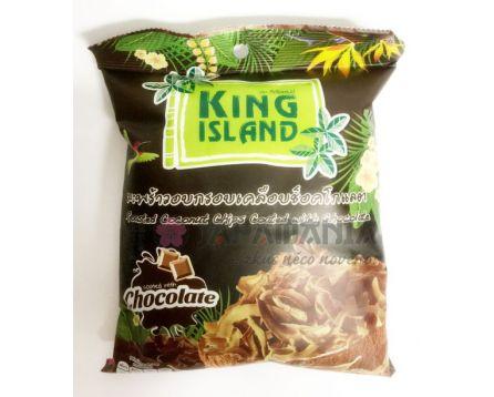 Kokosové hobliny v čokoládě 40g