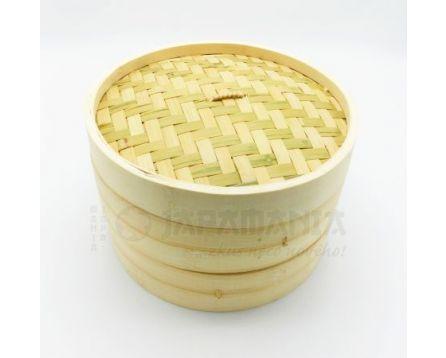 Bambusový napařovač 30cm