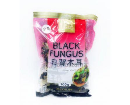 Černé čínské houby 100g