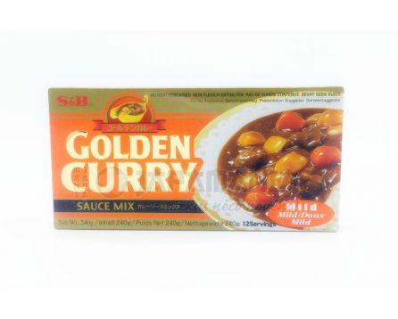 S&B Golden Curry Mild 240g