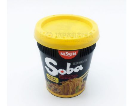 Nissin Soba nudle Classic 90g