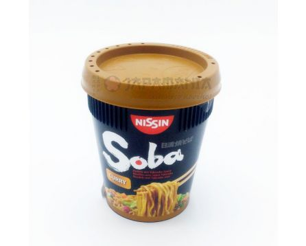 Nissin Soba nudle Curry 90g