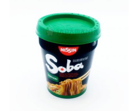 Nissin Soba nudle Teriyaki 90g