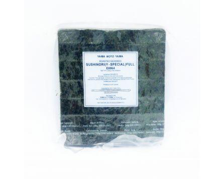 Řasa Nori 250 g (100 plátků)