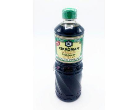 Kikkoman Sojová omáčka s nižším obsahem soli 1l