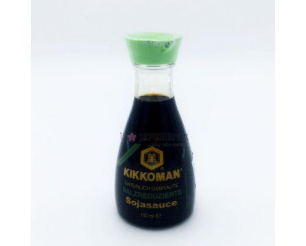 Kikkoman Sojová omáčka s nižším obsahem soli 150ml