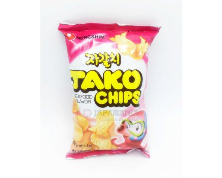 Nong Shim Tako chips 60g
