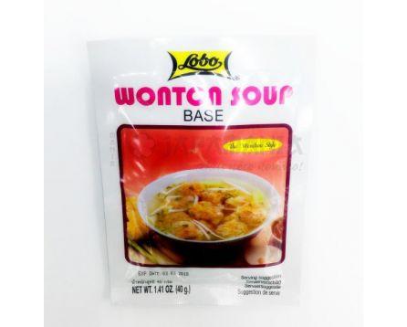 Lobo Wonton základ na polévku 40g