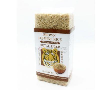 Tiger Jasmínová rýže hnědá 1kg