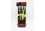 Jídelní hůlky 1 pár ( černé)