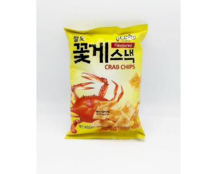 Chipsy s krabí příchuť 50g